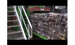 MRF Recycling with MAC 111: Stadler Sorting Plant, Avondale, Scotland Video