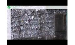 Paper Mill Pulper Sludge Dewatering Video