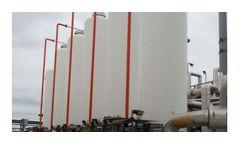 Caloric - Model PSA - Hydrogen By Pressure Swing Adsorption