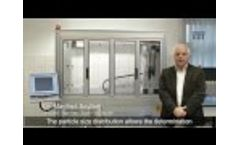 Sedimat 4-12 Meter Particle Size Distribution Video