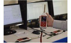 Vibration Meter Calibration Services