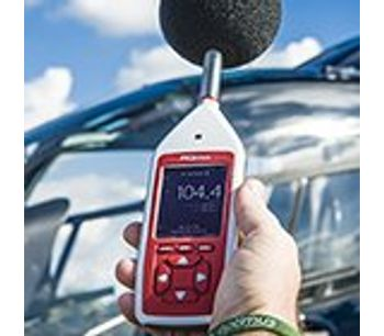 Sound Level Meters for Noise At Work & Occupational Noise Measurements-3