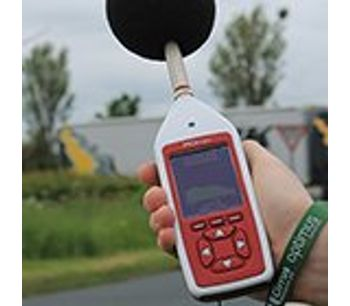 Sound Level Meters for Noise At Work & Occupational Noise Measurements-4