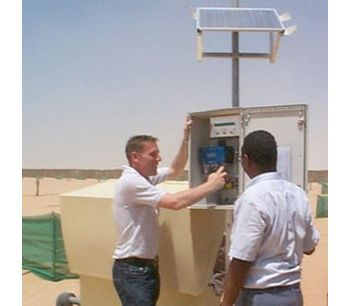 Water monitoring instruments for agriculture & irrigation - Agriculture - Irrigation