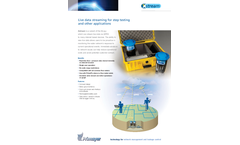 Primayer - Live Data Streaming for Step Testing and Other Application - Brochure