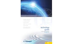 Technology Guide - For Water Network Management and Leakage Control - Brochure