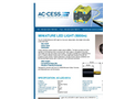 AC-CESS - Model 5000m - Miniature LED Light Brochure