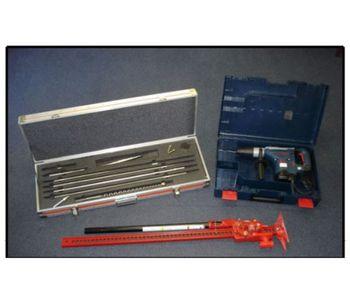 KTI - Model STH3090 - Hefty Soil Gas Probe System