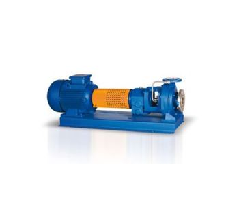 MAS GRUP - Model CPM Series - Chemical Process Pumps