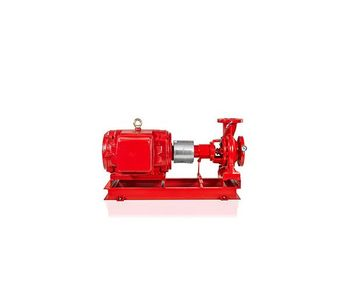 Masdaf - Model YNM UL / FM - End Suction Centrifugal Fire Pumps