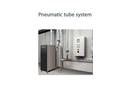 Siebtechnik - Pneumatic Tube System - Brochure