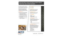 National - Arc Flash Electrical Safety Training Brochure