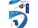 Model DAV - MP - Metallic-Shield Air Valves - Brochure