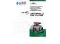 Model FVKD - FIP UPVC Tested Chemical 2 Way Ball Valve - Brochure