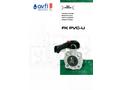 Model FFKOA - FIP Industrial Butterfly Valve - Brochure