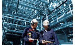 Pressure sensor for Machine and plant construction