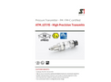STS - Model ATM.1ST/IS - High Precision Transmitter - Datasheet