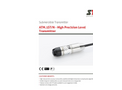 STS - Model ATM.1ST/N - High Precision Level Transmitter - Datasheet