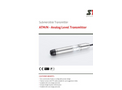 STS - Model ATM/N - Analog Level Transmitter - Datasheet