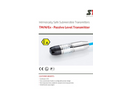STS - Model TM/N/Ex - Passive Level Transmitter - Datasheet