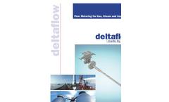 Deltaflow - Flow Metering for Gas, Steam and Liquid - Brochure