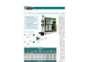 Model 4040B - 100 MHz PXI Differential Instrumentation Amplifier Brochure