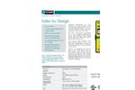 Model 110A - 1000 V AC/DC Safety Voltmeter Brochure