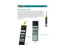 Model T/C Type K - 6 Input Switch Box Brochure