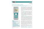 TEGAM 940A Handheld Thermocouple Calibrators Datasheet