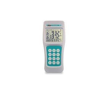 TEGAM - Model 932B - Dual Input Datalogging Thermometer
