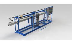Pure-Aqua - Model RO-400 - Industrial Reverse Osmosis RO Systems