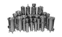 Model SSC Series - Multi Cartridge Stainless Steel Housing Filter