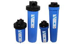 Polypropylene Cartridge Filter Housings