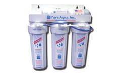 Model UVR Series - Residential UV Sterilizers