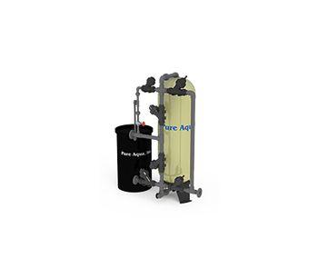Pure Aqua - Model SF-110F Series - Industrial FRP Tank Automatic Water Softener