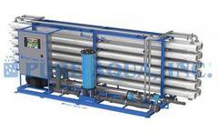Pure Aqua - Model SWI - Industrial Seawater Reverse Osmosis Desalination Systems