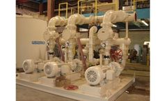 USEMCO Skid Pak - Water Booster Systems