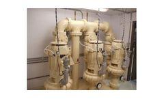 Model Vac-U-Prime - Pump Stations