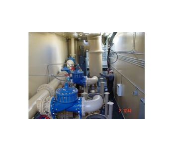 USEMCO Aquafer - Water Booster Systems