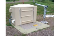 USEMCO PumpMate - Wet Well Mounted Above-Ground Valve and Control Station