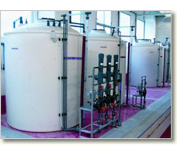 Chemical Storage and Preparation Services