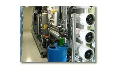 SIMPEC - Reverse Osmosis and Nanofiltration Plant