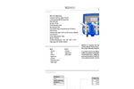 WDPHOS Series Instruments pH - Oxygen Datasheet