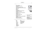 LDPHCL Series Instruments pH / Cl Datasheet