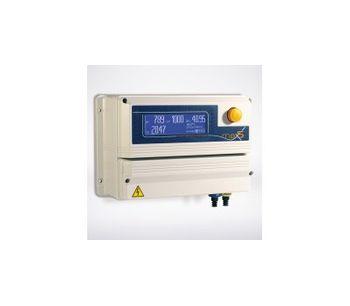 Model MAX5 - Multiple Reading and Multiparameter Digital System