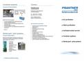 Prantner Company Profile - Brochure