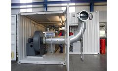 Prantner - Model ADR - Contaminated Exhaust Air Stream System