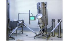 Rekord - Model 315 - GMP Grinding Plant for pharmaceuticals