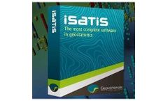 Isatis - Geostatistics Reference Software