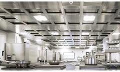 Halton Group - Model CCL - Cyclocell Cassette Ventilated Ceiling (CE)